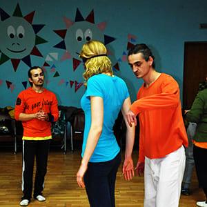 программа 'Танец Чувств', сверхчувственное восприятие - академия 'Эксперт'