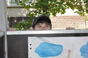 Лепка в Дарницком детском доме-интернате - Академия Эксперт