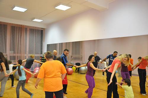 фото2 с занятия танец Чувств