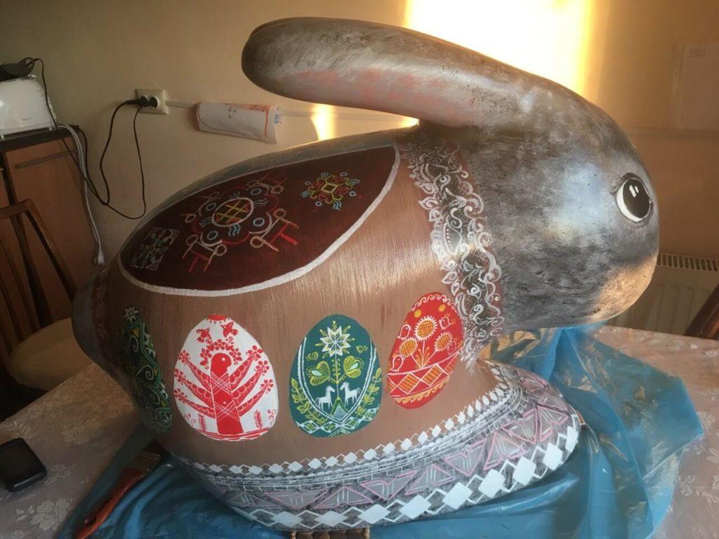 пасхальный кролик_фото2-автор Екатерина Савчук