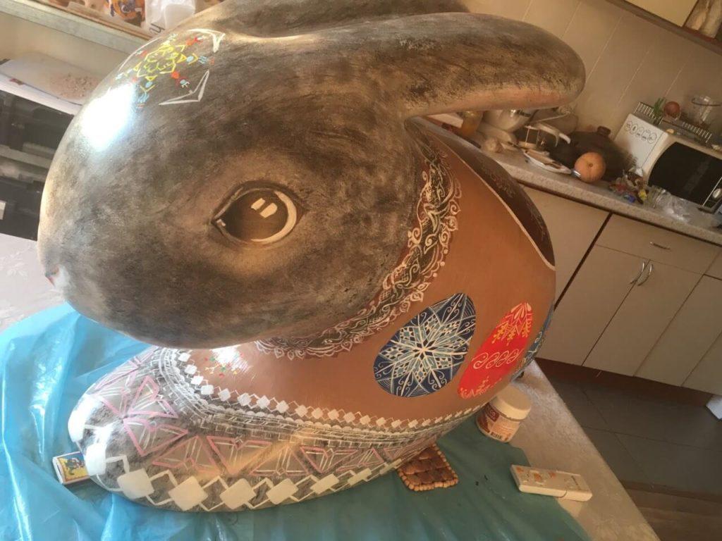пасхальный кролик_фото4-автор Екатерина Савчук