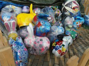 пасхальные кролики ждут своего выхода на подиум_фото3 Натальи Белоус